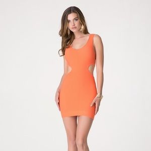 Bebe Cut Out BodyCon Dress!